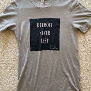 Detroit Never Left Tee